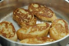 Frite na manteiga