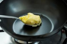 Derreta a manteiga
