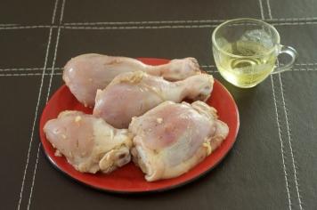 Ingredientes para frango