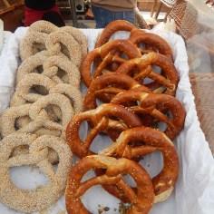 Os deliciosos Bretzel