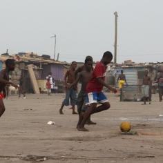 Futebol por toda parte
