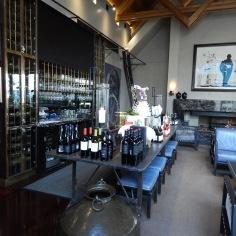 Lounge de degustação