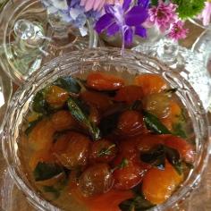 Compota de laranjinha