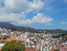Vista de Taxco