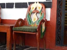 Cadeira típica
