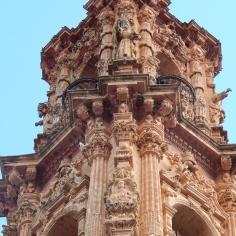 Detalhe da torre