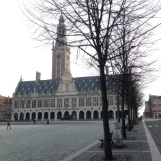 Leuven - centro da cidade