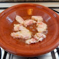 Frite o bacon