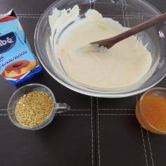 Misture os ingredientes