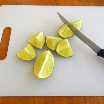 Corte o limão