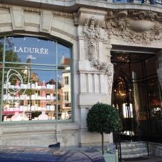 A famosa Ladurée francesa