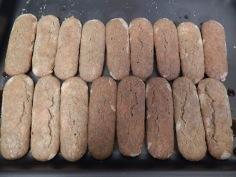 Camada de biscoitos