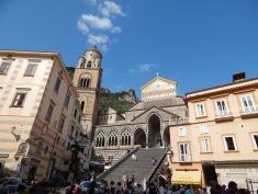 Centro histórico de Amalfi