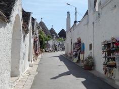 Rua típica