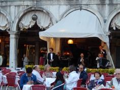 Café na Piazza San Marco
