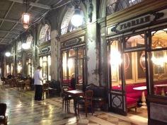 O mais antigo café da cidade