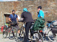 Turma de ciclistas