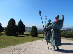 Compostela à vista