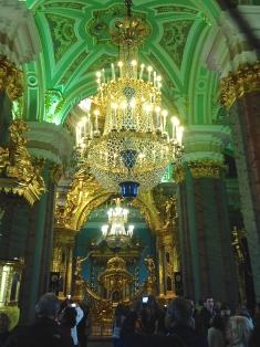 Interior da Catedral de S. Pedro e S. Paulo