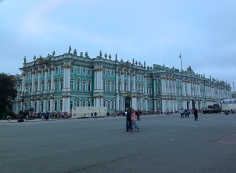 Palácio de Inverno e Museu Hermitage