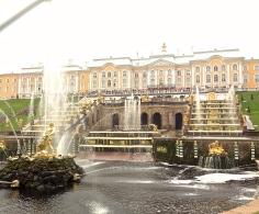 Palácio de Verão ou Peterhof