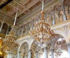Interior do Museu Hermitage