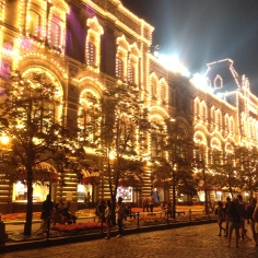 GUM, o imenso centro de compras na Praça Vermelha