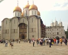 Principal igreja dentro do Kremlin