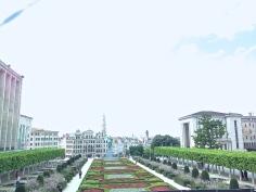 Vista do centro histórico a partir do Mont des Arts
