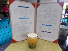 Pisco Sour do La Mar,