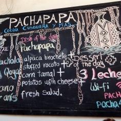 Painel do Pachapapa