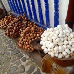 Tipos de batatas