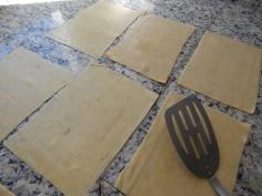 Lasagna fresca