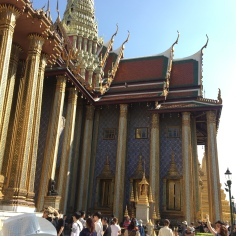 Palácio Real em Bangkok