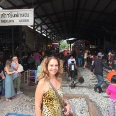 Estação de Maeklong