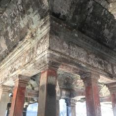 Interior de Angkor Wat