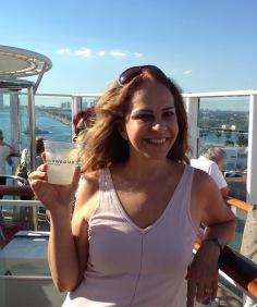 À bordo pelos mares do Caribe