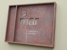 Restaurante La Mar- Lima
