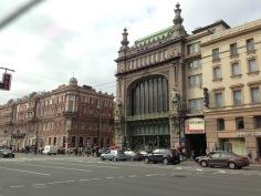 Empório EK em São Petersburgo