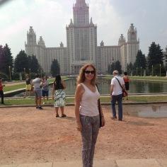 Cidade Universitária - Moscou